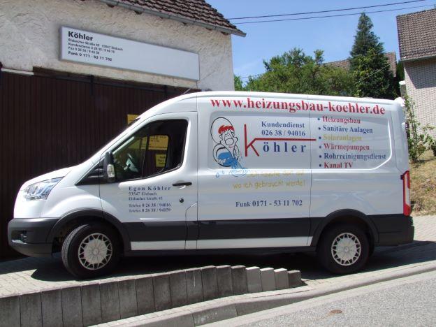 Heizungsbaufirma Köhler